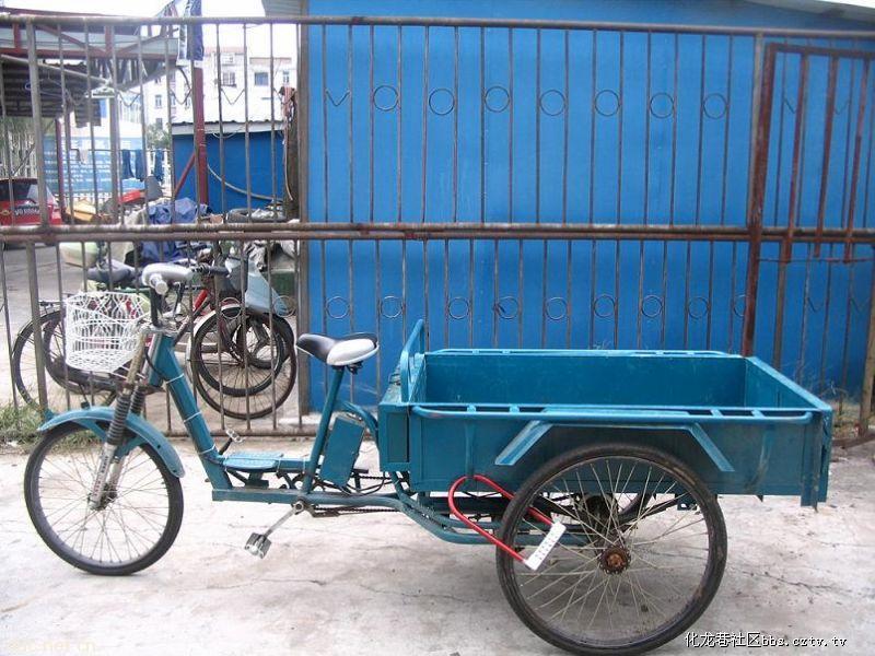 低价处理二手电动三轮车-信阳市二手车-中国电