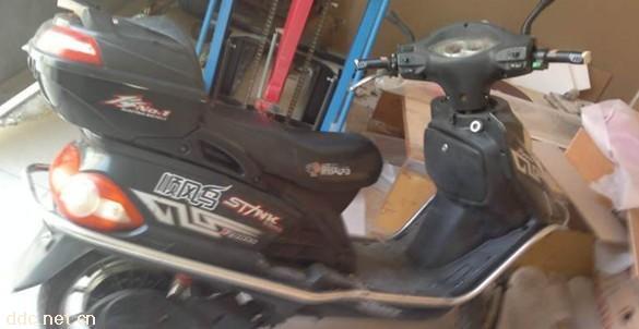 电动摩托车挥泪转让