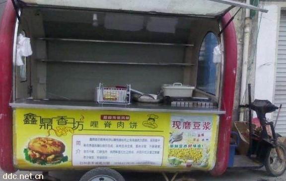 转让电动三轮车餐车-台州市二手车-中国电动网
