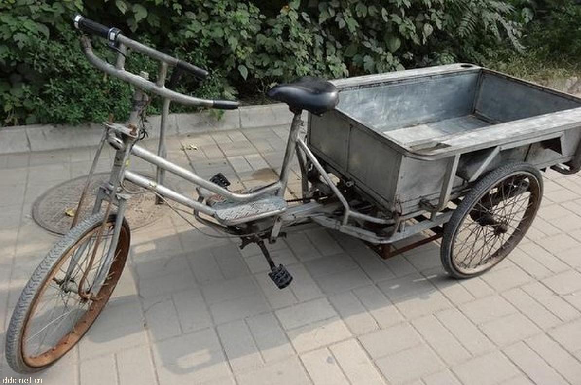 急甩电动三轮车8成新电瓶新换的 -北京市二手