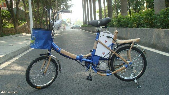 全新折叠休闲电动车自行车低价销售,电池取出充电