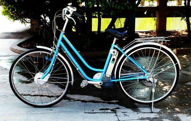 36伏日本电动自行车
