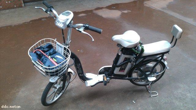 英蓝德48v 锂电电动自行车转让