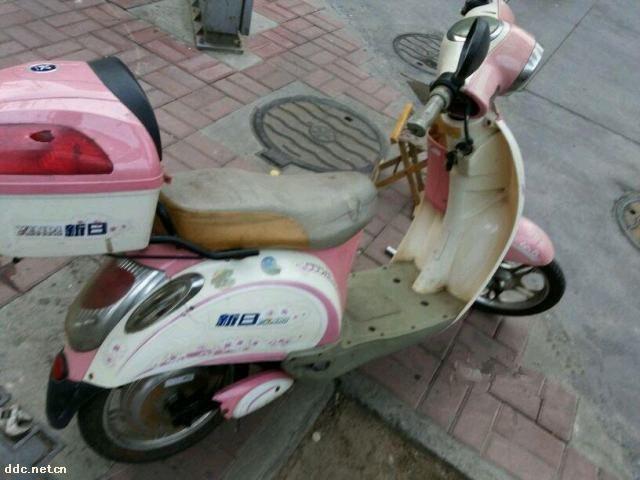 48v新日小踏板电动车-合肥市二手车-中国电动网合肥市