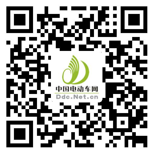 中国电动车网微博二维码