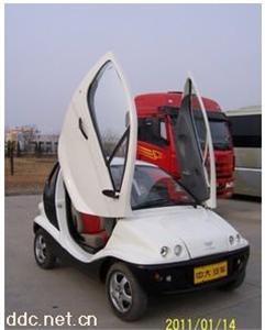 新款出口欧洲欧瑞斯电动汽车
