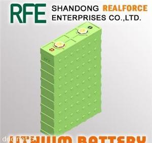 润峰电动汽车用120AH铁锂电池