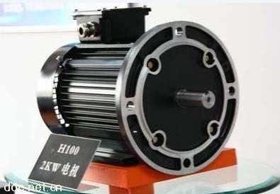 电动大巴用稀土永磁无刷直流电机