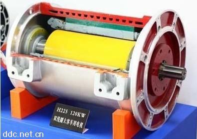 电动轿车用永磁电机
