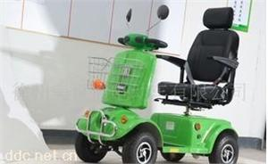 供应双人座老年人电动四轮代步车XB-B-2
