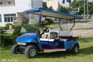 东之尼热销出口中东4座高尔夫球车