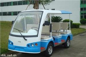 珠海东之尼8人座电动观光车