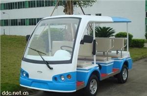 广东东之尼8座时尚电动游览车