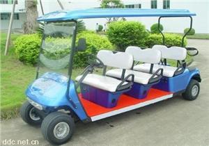 东之尼6人座电动高尔夫球车