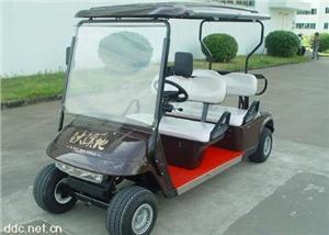广东珠海4座时尚电动高尔夫