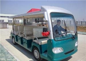 合肥华信19人座电动旅游观光车