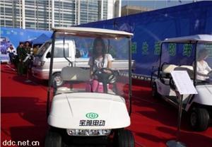 山东宝雅6座电动高尔夫球车