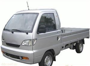山东宝雅银色款电动货车