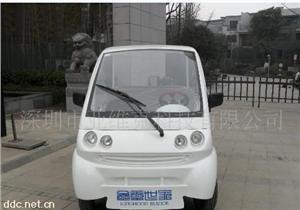 深圳亚维克8座电动豪华观光车