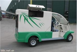 青岛电动垃圾清理车