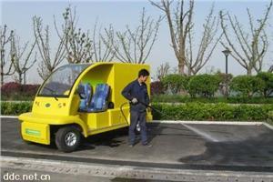 山东青岛益高电动高压清洗车