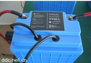 电动观光车12V40Ah电池模块