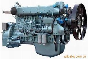 重汽欧二336马力斯太尔发动机