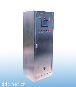 淄博凯隆电气37KW不锈钢外壳软启动柜