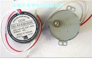 SD-83-639 广告灯箱牌同步电机