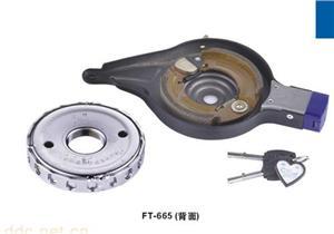浙江君泰简易型随动涨闸锁FT-665背面