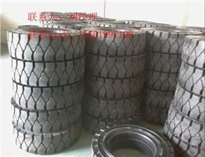 本厂专业生产铲车轮胎铲车实心轮胎及配套轮辋
