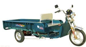 廊坊微型60V120AH载货电动三轮车