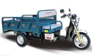 60V120AH大功率载货电动三轮车