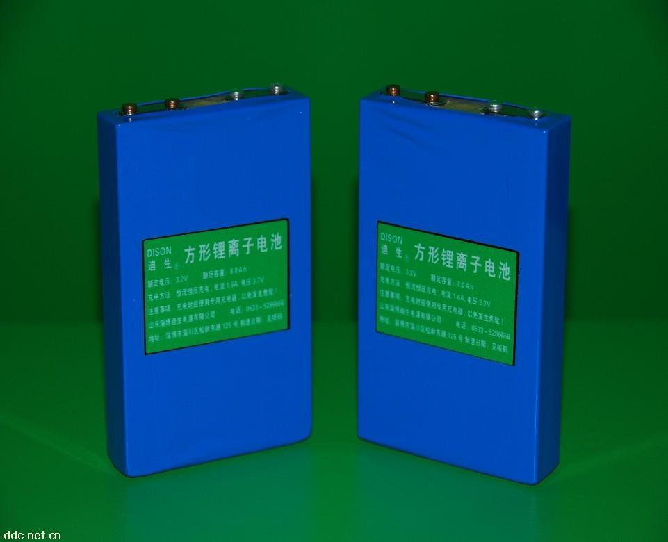 ... 电动车网 > 产品中心 > 动力电池 > 方型磷酸铁锂电池