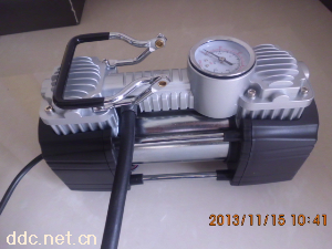 电动汽打气筒充气泵