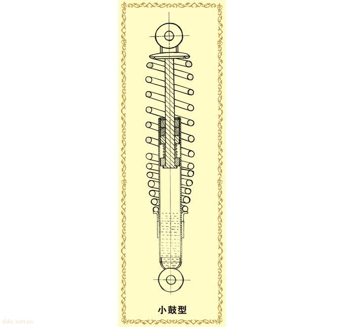 丰弘减震 电动车前后减震器