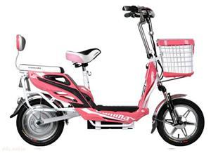电动自行车无刷电机_捷马电动车都市mini系列欧若拉-天津飞踏自行车有限公司