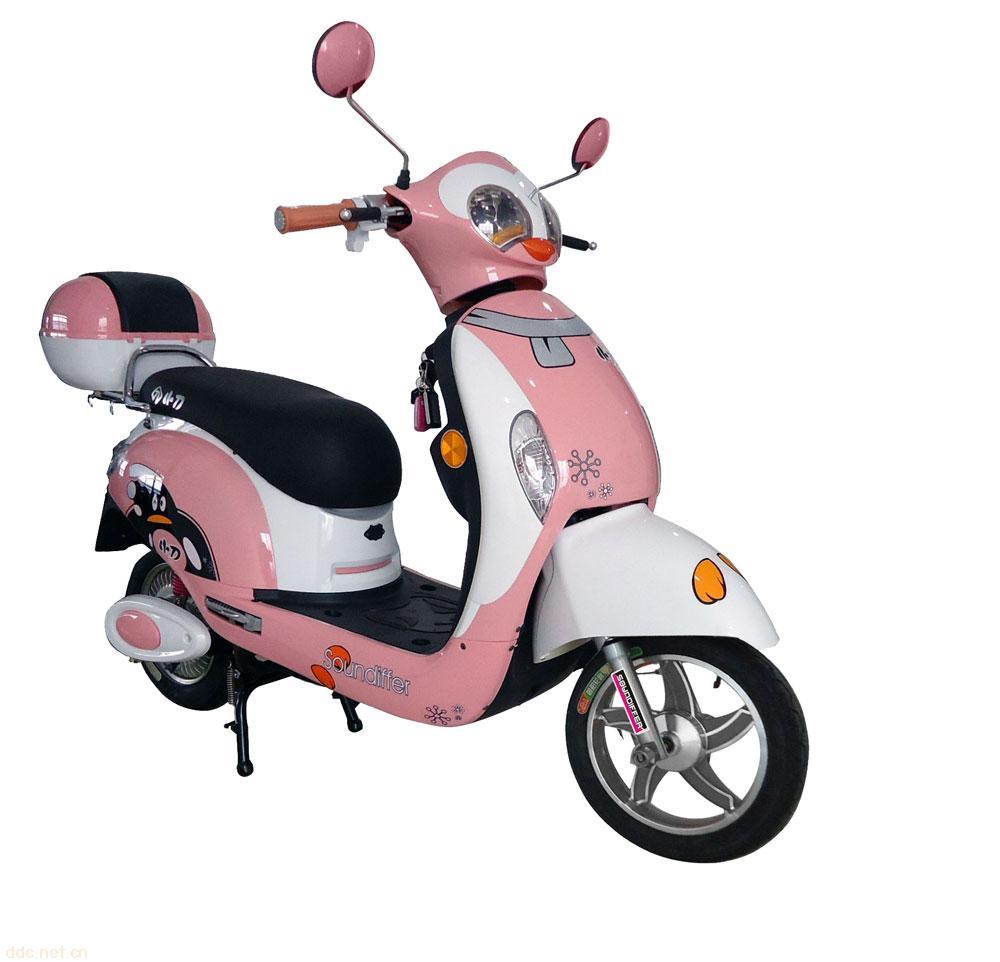 小刀电动自行车,大企鹅48v电动自行车
