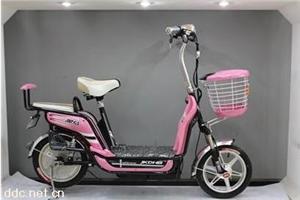 天津黑马14寸都市贝贝电动自行车