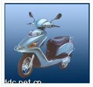 天津黑马豪华16寸传奇电动摩托车