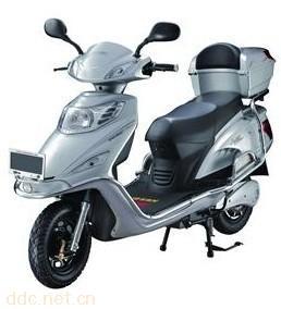 黑马银色款48V20AH飓风电动摩托车