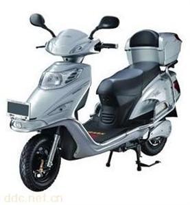 48V20AH飓风银色豪华电动摩托车