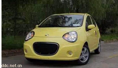 供应吉利熊猫纯电动汽车高清图片