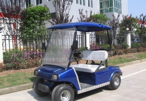 精航2座电动高尔夫球车