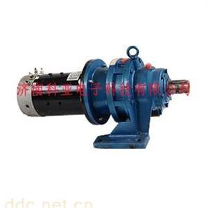 24-72v直流牵引减速电机