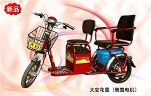 大安花蕾三轮电动代步车