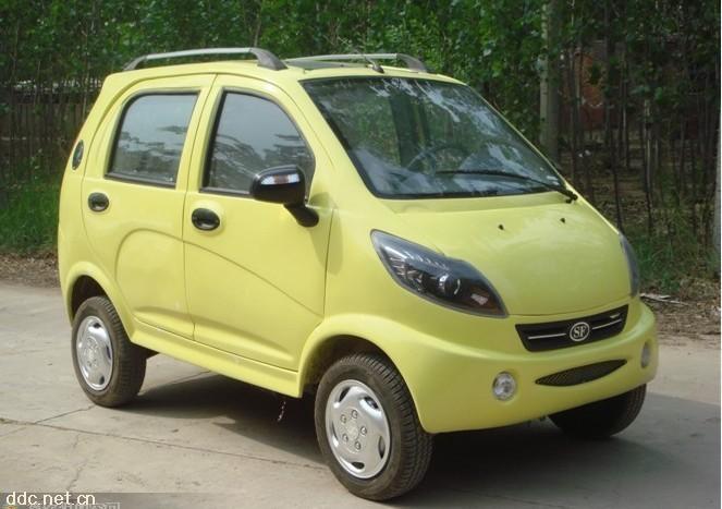 沃奔电动汽车面向全国优惠招商高清图片