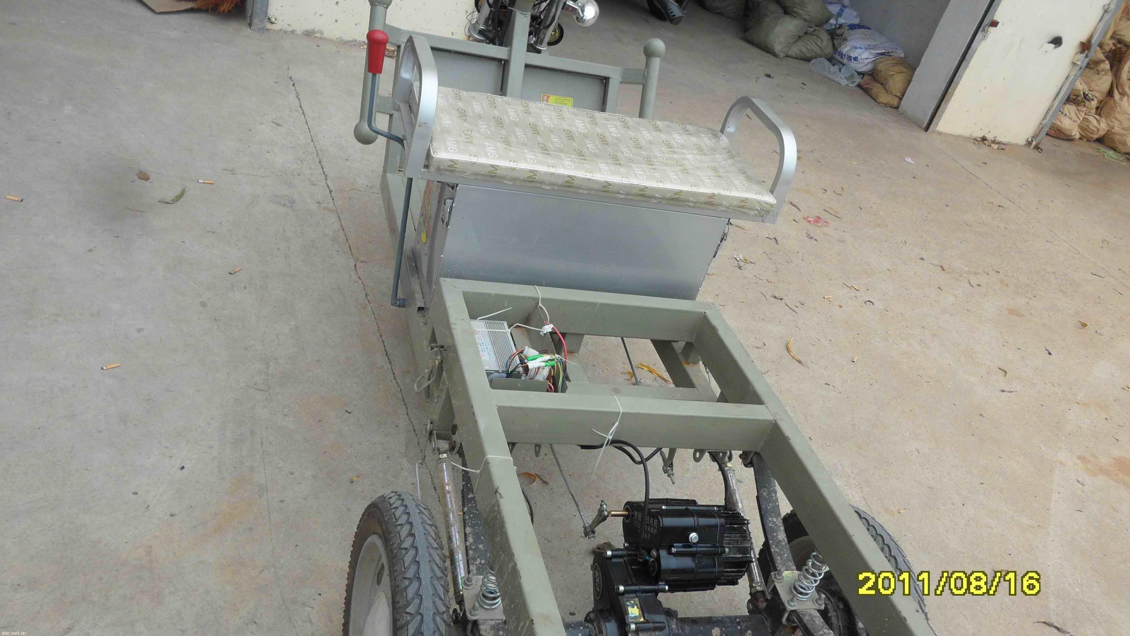 电动三轮车线路图图片
