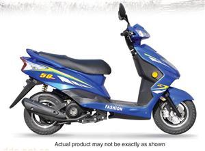 高配电摩油电两用车混合动力摩托车真正反充电瑞塔迅鹰