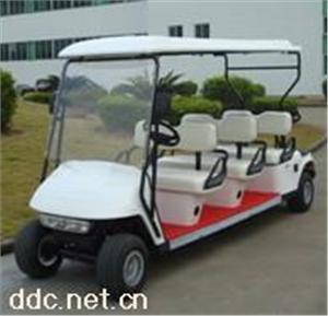 4座电动高尔夫球车,6座8座会所车厂价直销